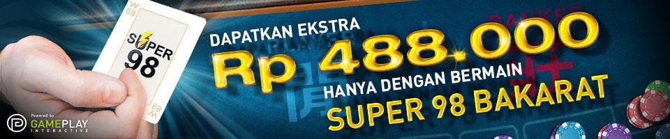 W88 SUPER 98 BACCARAT